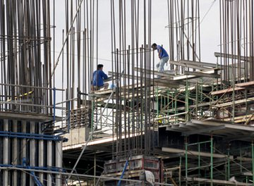 Több tényező befolyásolja az építőipar növekedését